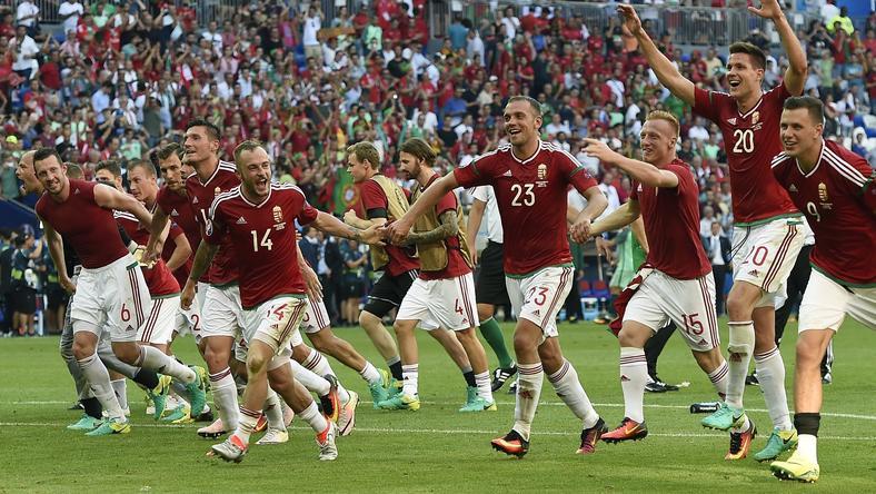 A magyar válogatott eddigi szereplése, minden várakozást felülmúlt /Fotó: AFP