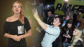 Dawid Kwiatkowski eskortowany przez policję; Honey Boo Boo nagrała najgorszą piosenkę roku - flesz muzyczny