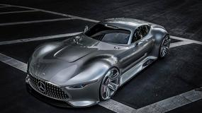 Mercedes Vision GT - Niemcy budują 1300-konne coupe