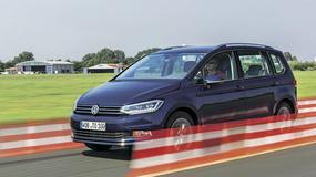 Volkswagen Touran - mały silnik, ale wielki samochód