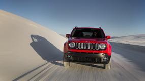 Jeep Renegade - amerykanin z Włoch (New York Auto Show 2014)