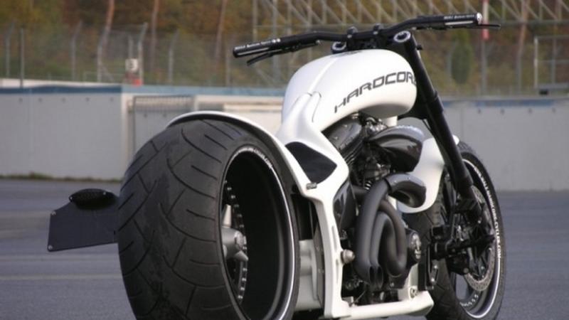 bugatti veyron jako chopper moto. Black Bedroom Furniture Sets. Home Design Ideas