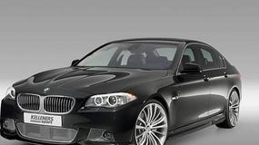 Zobacz BMW serii 5 od Kelleners Sport