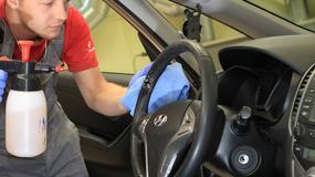 Renowacja kierownicy krok po kroku
