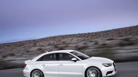 Audi A3: mały sedan, duży prestiż