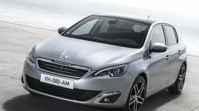 Frankfurt 2013: nowy Peugeot 308 przed premierą