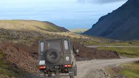 Honkerem po Islandii: Gejzery i wodospady