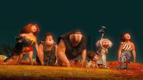 """[Blu-ray] """"Krudowie"""": animowani jaskiniowcy - recenzja"""
