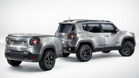 Jeep Renegade z przyczepką - nie praktyczność, a multimedialność!