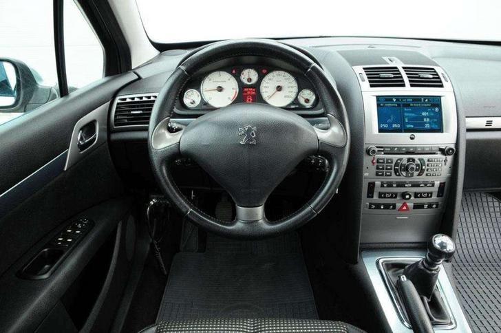 Peugeot 407 2.0 HD, auto, samochód