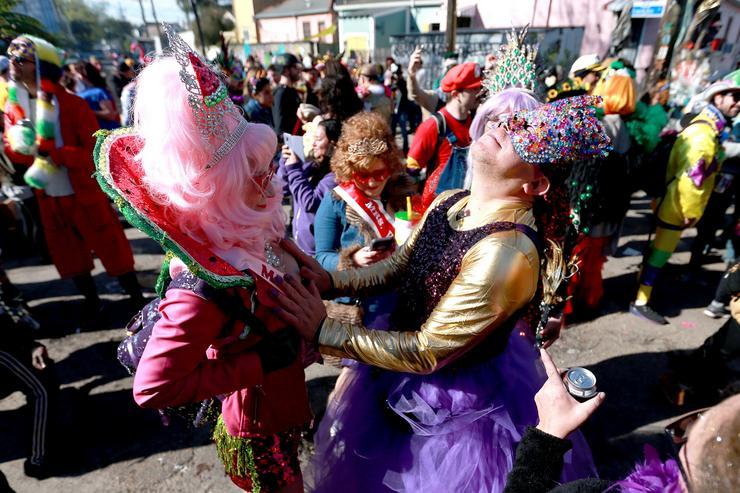 A mellek voltak a fesztivál fő attrakciói - Fotó: GettyImages