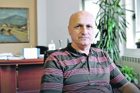 Pravično je da dobijemo taj spomenik: Željko Marković, direktor Istorijskog arhiva