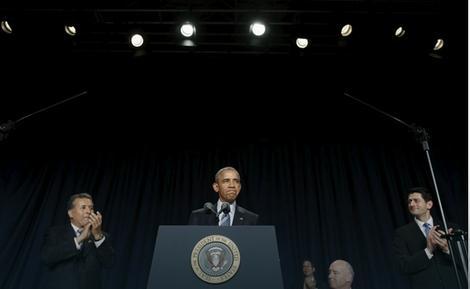 Republikanci se protive predloženom planu: Barak Obama