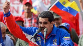 Prezydent Wenezueli ogłasza restrykcje wobec USA