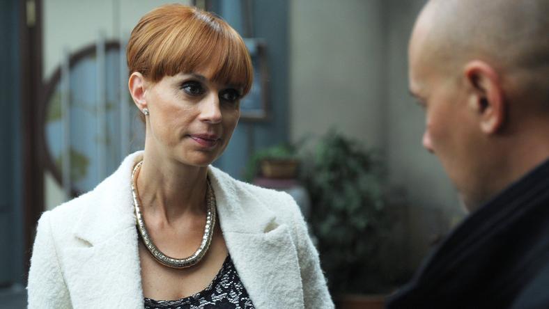 A színésznő vitatta a tartozást, nem akart fizetni, végül végrehajtó kezdte el vonni a fizetéséből a részleteket / Fotó: RTL