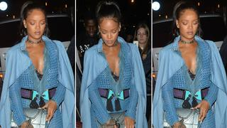 Best Look: Rihanna w Balmain