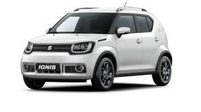 Nowe Suzuki Ignis zadebiutuje w Paryżu
