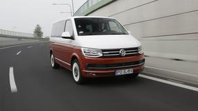 Volkswagen T6 Multivan Generation Six - wygoda dla 7 osób