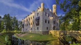 Zamek w Karpnikach otwarty po remoncie - w zamku Hohenzollernów powstał hotel