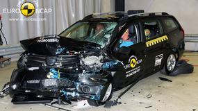 Testy zderzeniowe Euro NCAP - Najlepiej Discovery Sport, najgorzej Logan MCV