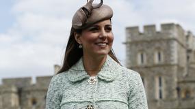 Ciążowy styl Kate Middleton