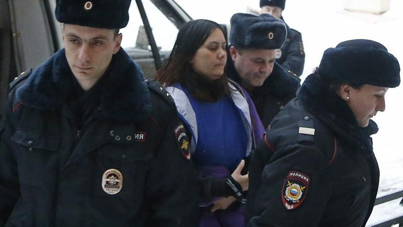 Elfogták az önmagát terroristaként emlegető iszlám nőt / Fotó: MTI