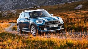 Nowe Mini Countryman - drogi crossover