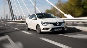 Renault Mégane GrandCoupé: Mały Talisman
