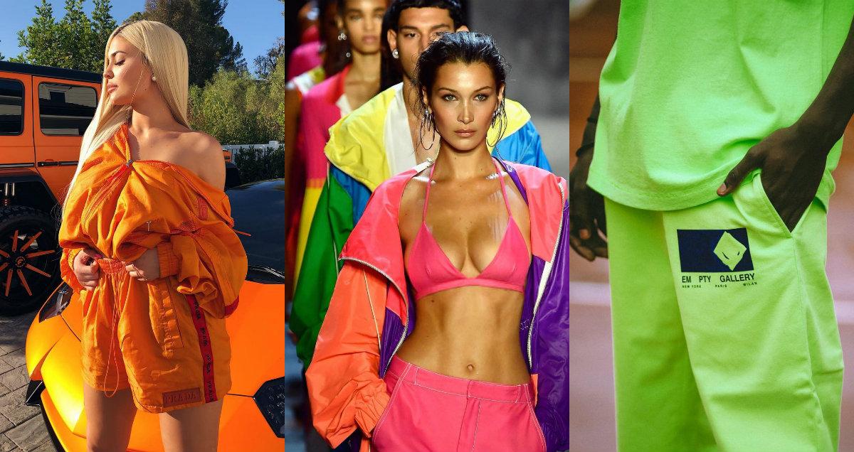 Neon is back! Kilka słów o powrocie trendu do streetwearu |