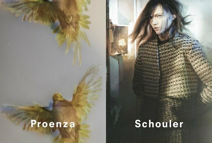kampania Proenza Schouler
