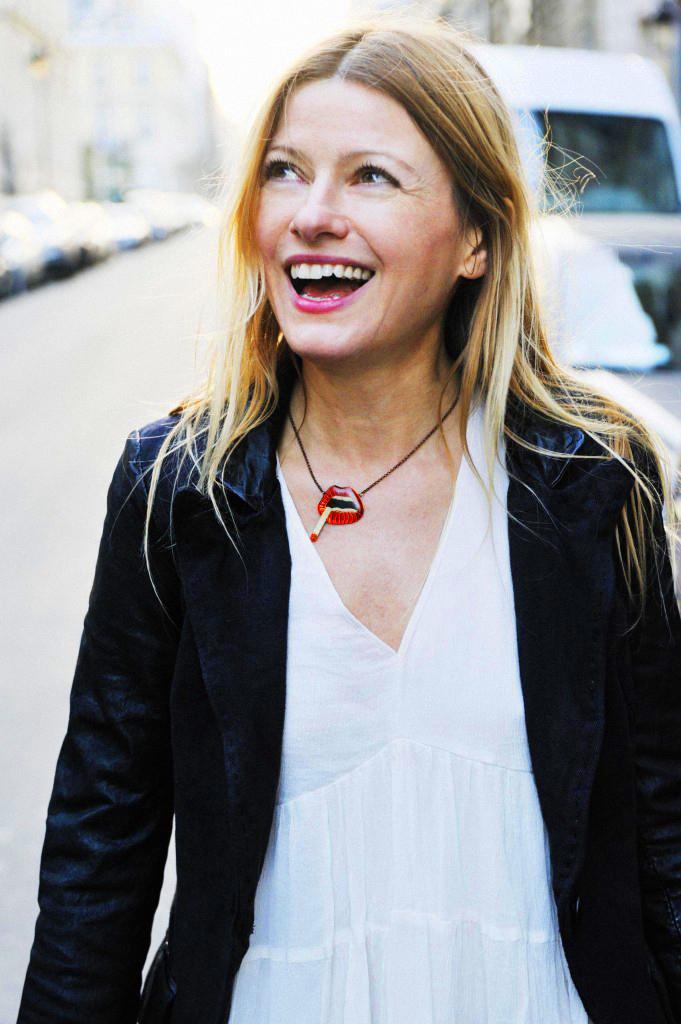 Isabelle Thomas, fot. Frédérique Veysset