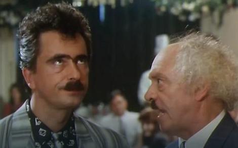 Legendarni Dimitrije Pantić (Nikola Simić) i Srećko Šojić (Milan Gutović) idu u istoriju