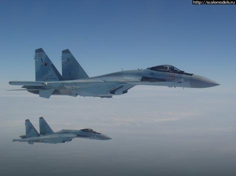 Rusija je u Siriju poslala najmodernije lovce Suhoj 35 s