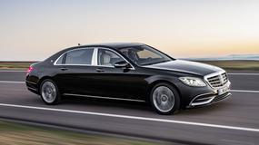 Mercedes klasy S po face liftingu: więcej luksusu, mocy i prestiżu