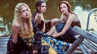 Polska modelka w nowej kampanii Zary