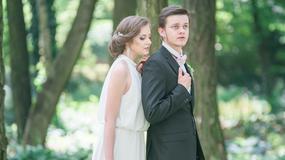 Nastrojowa sesja ślubna z rozmarynową nutką
