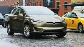 Tesla Model X - skrzydlaty ekoanioł