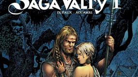 "Recenzja: ""Saga Valty"" Jean Dufaux i Mohamed Aouamri"