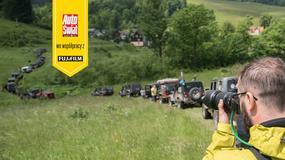 Akademia Fujifilm: nauka fotografii na zlocie Jeepów