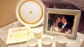 Pamiątki z okazji ślubu księcia Alberta