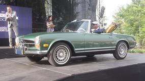 Mercedes W 113 Pagoda: 55 rocznica od debiutu