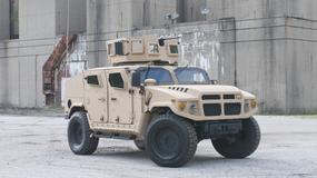 Konkurenci legendarnego Humvee z rynku wojskowego