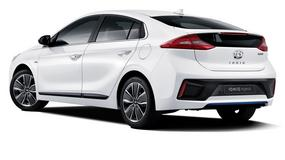 Hyundai IONIQ - pierwsze oficjalne zdjęcia modelu