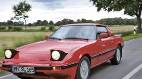 Mazda RX-7: wankel nieujarzmiony