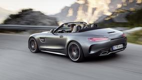Mercedes-AMG GT Roadster – świeży powiew w gamie