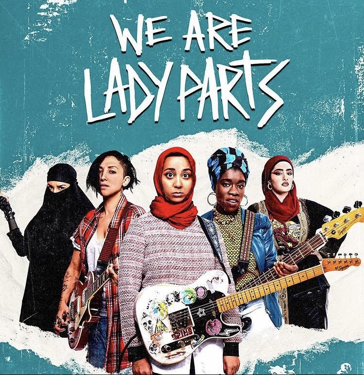 We are lady parts