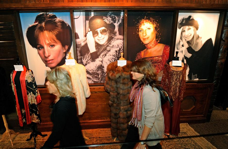 Wsytawa 'The Collection of Barbra Streisand', 2009 rok / Getty Images