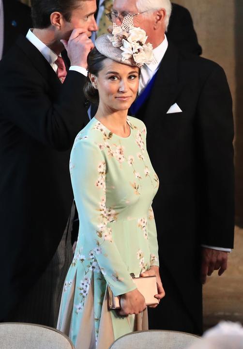 Pippa Middleton /Fotó: AFP