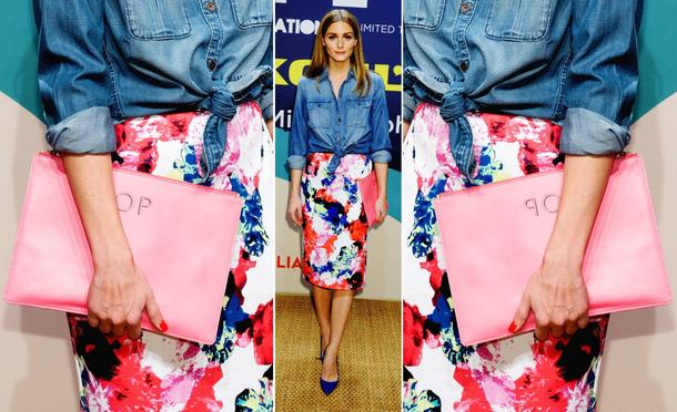BEST LOOK: Olivia Palermo w Mily for Kohl's