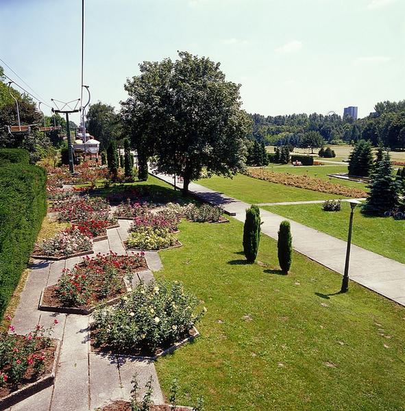 Chorzów, Wojewódzki Park Kultury i Wypoczynku